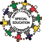 DeWitt Lavaca Special Education Cooperative Logo